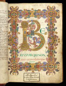 British Library, Arundel 155 (10th century)